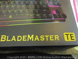 Blade Master Keyboard