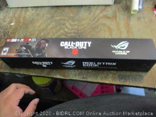 Rog Strix Edge Call of Duty Black Ops