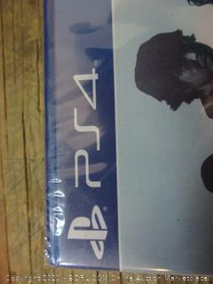 PS4 Need for Speed Factory Sealed