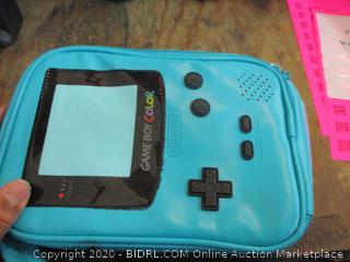 Gameboy Color Bag