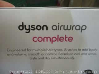 Dyson Airwrap Complete