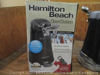 Hamilton Beach Open Station