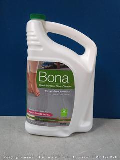 Bona Hard Surface Floor Cleaner (online $18)