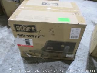Weber Spirit Outdoor Gas Grill LP