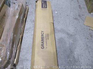 "CB 14"" Hybrid Mattress Cal KIng"