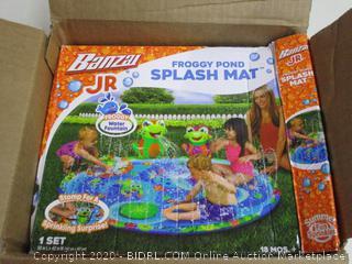 Splash Mat