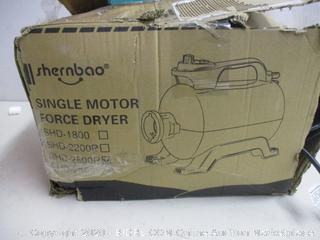 Pet Dryer