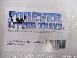 Forever Litter Tray