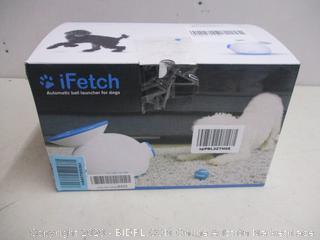 iFetch Automatic Ball Launcher