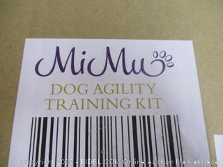 Dog Agility Training Kit