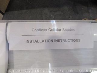 Cordless Cellular Shades