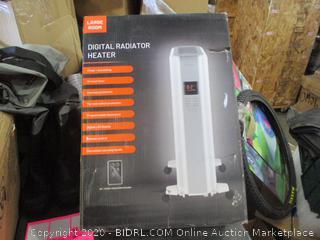 Digital Radiator Heater