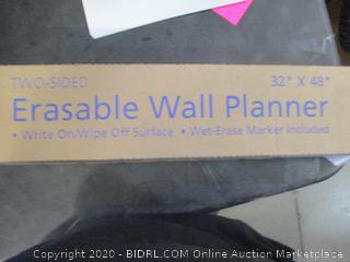 Erasable Wall Planner