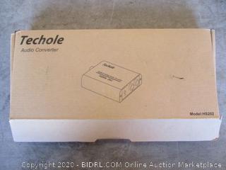Techole Audio Converter