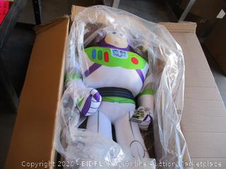 TS4 Buzz Lightyear GLD82