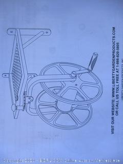Rotating Hose Reel