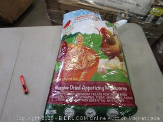 Massie Dried Appetizing Mealworms