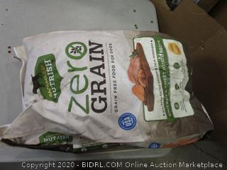 Rachel Ray Nutrish Zero Grain Dog Food