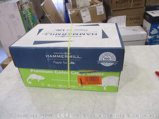 Hammermill Copy Paper 60 lb. Box