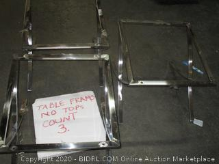 Table Frames - No Tops