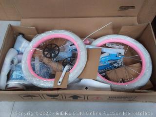 Joy star bicycle Angel 16 in blue