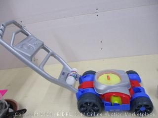Bubble Machine Mower