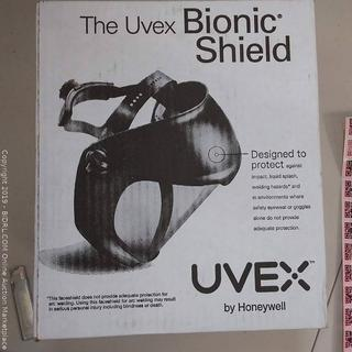 Uvex Bionic Shield