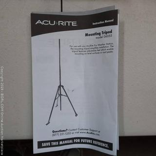 AcuRite 06055M Mounting Tripod for Environmental Sensors