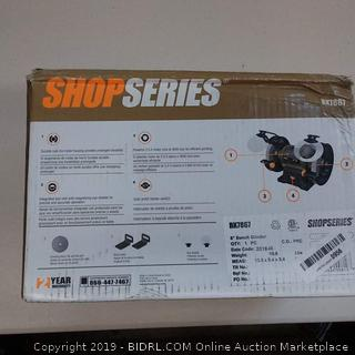 Rockwell ShopSeries RK7867 6-Inch Bench Grinder