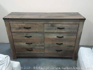 Hillsdale House Jaden 8 Drawer Dresser (MSRP $835)