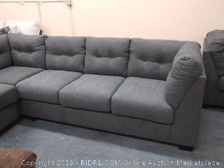Signature Design by Ashley Mason - Left Sofa Section Only (MSRP $1000)