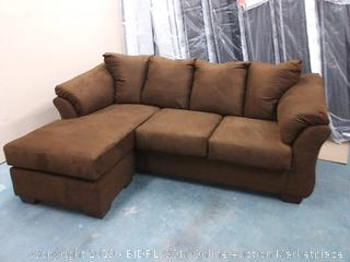 Signature Design by Ashley Madeline Sofa w/Chaise (MSRP $1300)