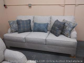 Signature Design by Ashley Treamore Sofa Qn Sleeper (MRSP $2400)