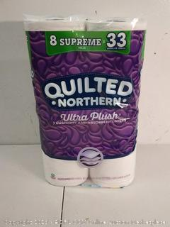 87315 Quilted Northern Supreme Toilet Paper 042000871693