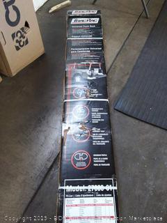 TracRac TracONE Universal Truck Rack- Silver