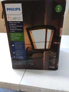Hue White & Color Ambiance Econic Outdoor Wall Light 1743930V7
