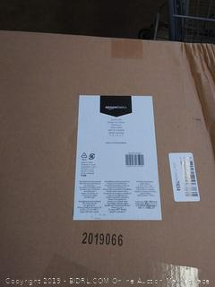 AmazonBasics Guest Chair, Black 841710174199