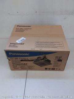 Panasonic Whisper Fit EZ Ventilating Fan- FV-08-11VFL5