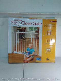 Easy Close Gate