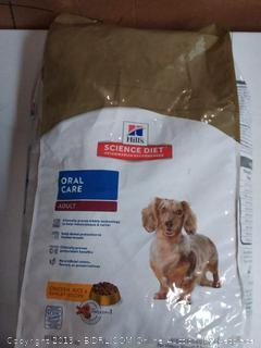 Science Diet Oral Care Chicken, Rice & Barley Recipe Adult Dog Food
