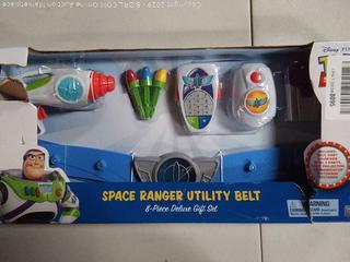 Disney Pixar Buzz Lightyear Toy Story 4 Space Ranger Utility Belt