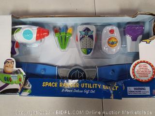 Disney Pixar Buzz Lightyear Toy Story 4 Space Ranger Utility Belt, Ages 4+
