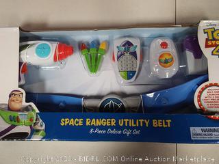 Buzz Lightyear Space Range Utility Belt - Uncle Pete's