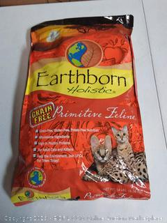 Earthborn Holistic Food for Cats and Kittens Grain Free