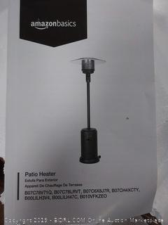 Commercial Patio Heater, Sable Brown