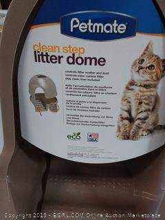 Petmate Booda Dome Clean Step Cat Litter Box (Online $32.99)