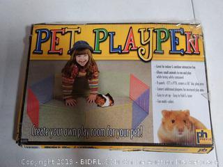 Small Pet Playpen