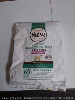 Nutro Feed Clean Lamb & Sweet Potato Recipe Adult Dog Food