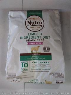 Nutro Limited Ingredient Diet Small Bites Adult Lamb & Sweet Potato
