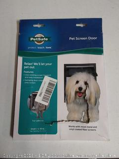 Petsafe Pet Screen Door for Small Dogs and Cats